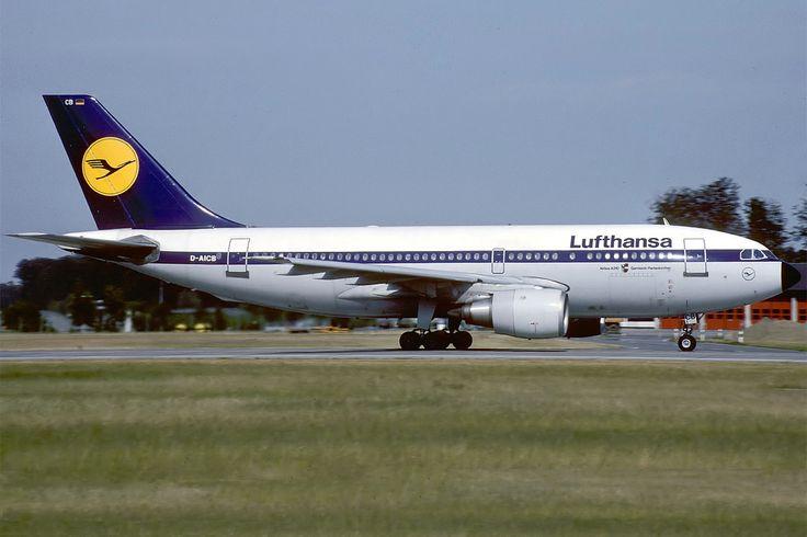 https://flic.kr/p/KfxmmR | D-AICB A310 Lufthansa