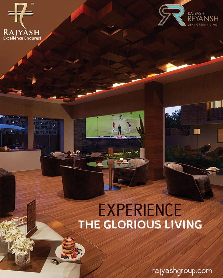 Experience magnificent living with thoughtfully planned homes at #RajYashReyansh. #RajyashCity #RajYashGroup #RajYash #SouthVasna #Ahmedabad