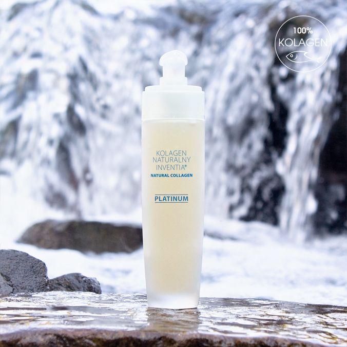 Kolagen PLATINUM 100ml. 100% naturalnego kolagenu dla Twojego zdrowia i urody. Zobacz więcej na: http://sklep.icolway.eu/pl/12-platinum-100ml.html