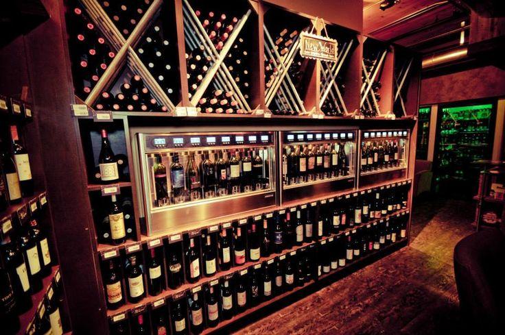 Bodovino Boise US WineEmotion Wine Dispenser