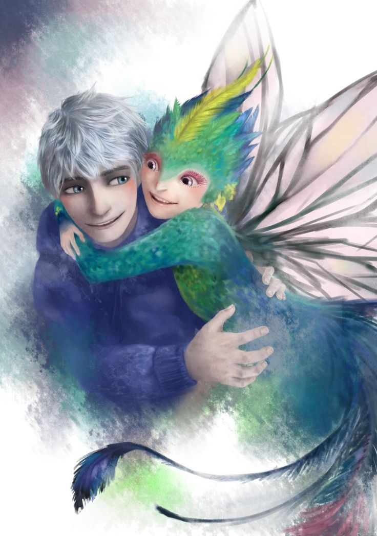 jack frost and tooth fairy fanfiction - photo #36