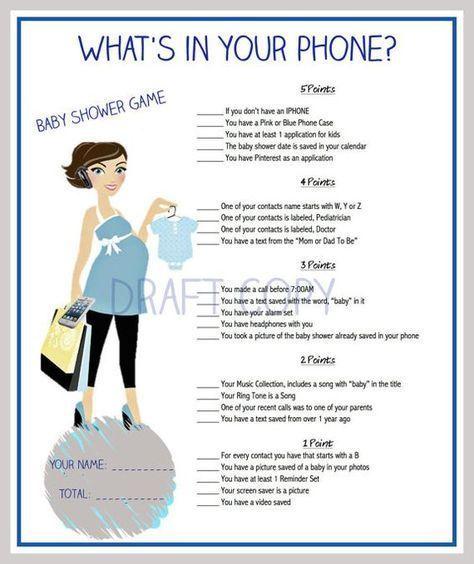 Best  Baby Shower Checklist Ideas On   Planning A