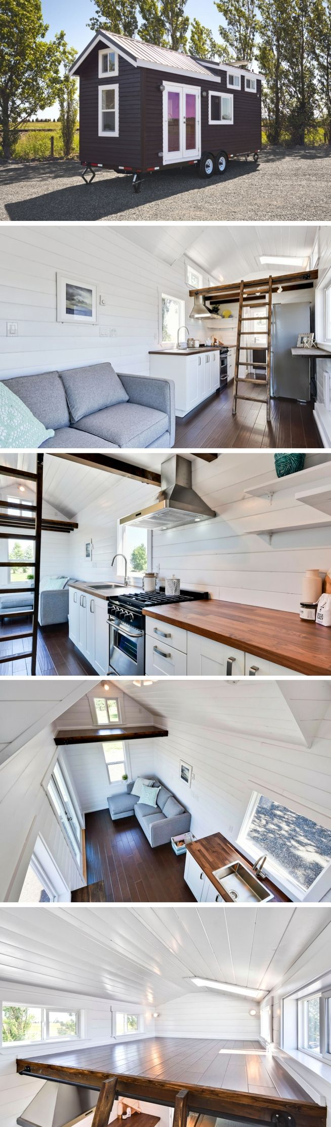 318 best tiny house ideas images on Pinterest | Tiny house cabin ...