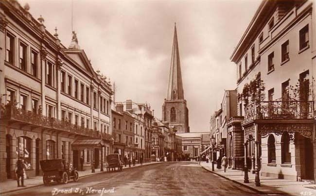 Broad Street, Hereford
