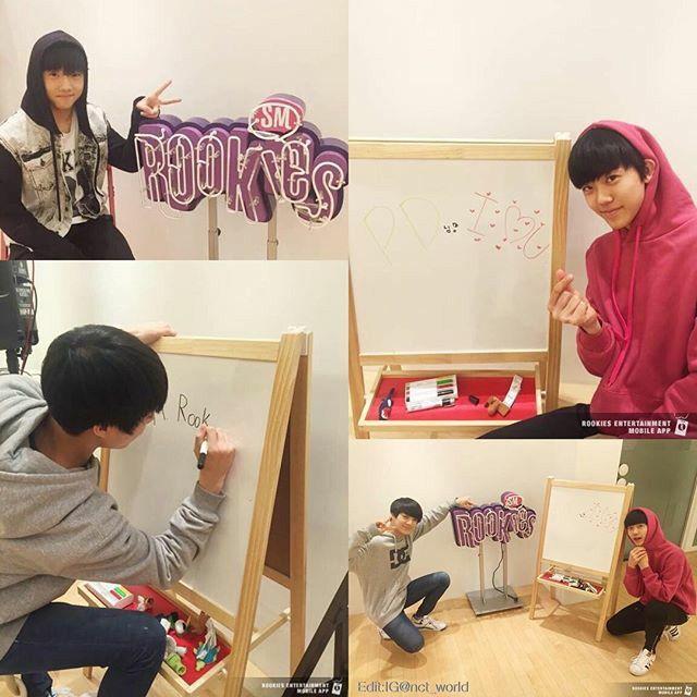 [RookiesEntertainmentApp] #NCT #smrookies #jisung #jaemin
