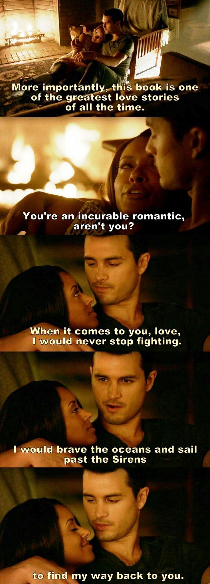 The Vampire Diaries TVD S08E01 -  Bonenzo