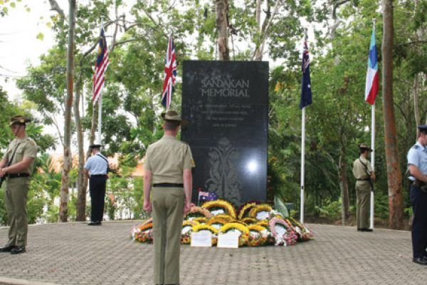 This site commemorates a tragedy and atrocity which struck Sandakan between January and August 1945. The Memorial Park witnessed the death of approximately 2400 Australian and British prisoners of war held by the Japanese in the Sandakan POW camp, within the sight of Allied victory in the Pacific war. Read more @ http://www.marvelousvacation.com.my/sandakan-memorial-park/