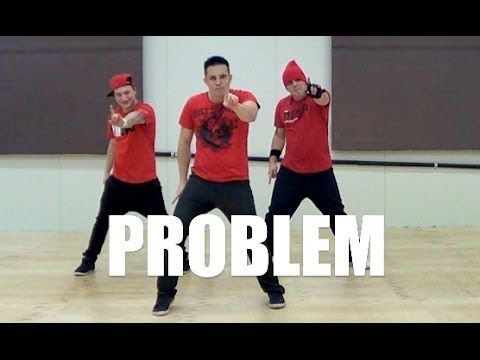 PROBLEM - Ariana Grande Dance Choreography | Jayden Rodrigues NeWest - YouTube