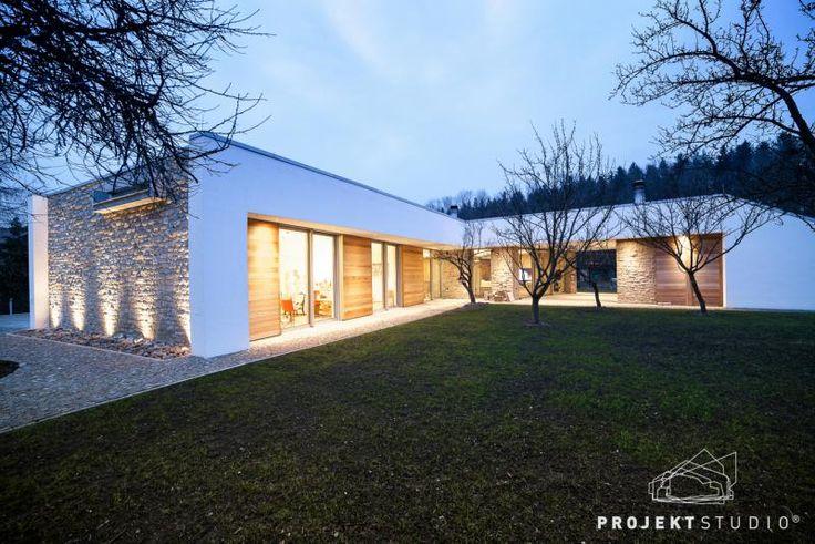 PROJEKTSTUDIO EUCZ, Rodinný dům Frýdlant nad Ostravicí – foto © archiv autorů