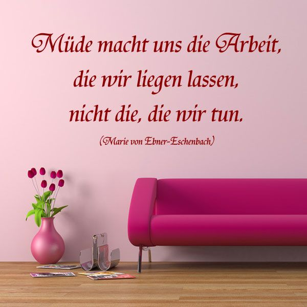 31 best Wandsprüche images on Pinterest Sayings and quotes, Wand