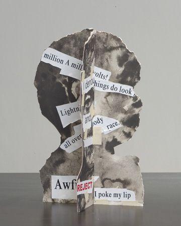 WILLIAM KENTRIDGE http://www.widewalls.ch/artist/william-kentridge/ #contemporary #art #sculpture