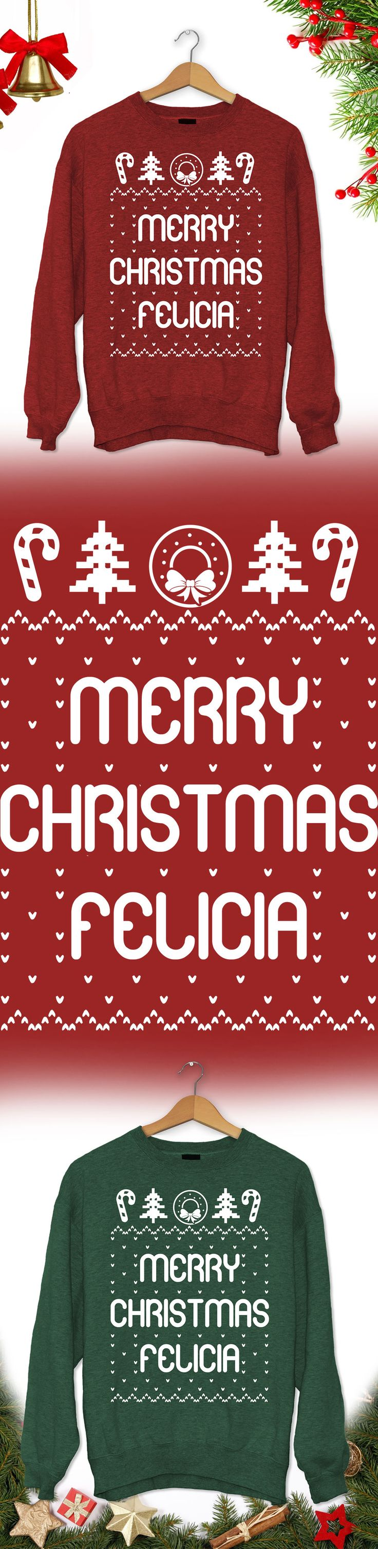 Christmas Gift Bye Felicia - Limited edition. Order 2 or more for friends/family & save on shipping! Makes a great gift!