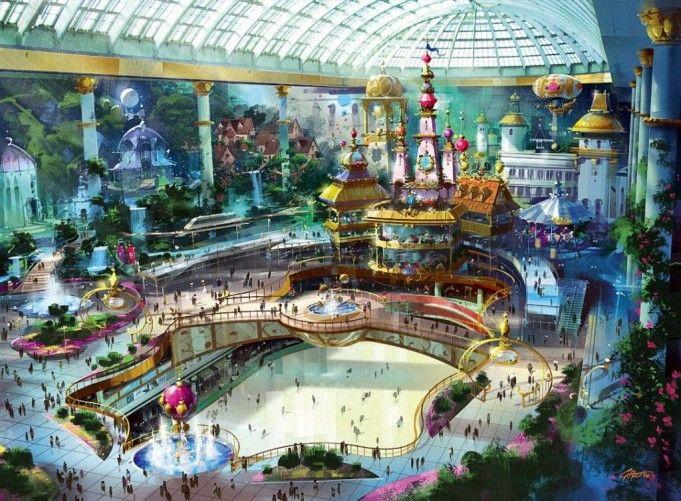 10 самых интересных тематических парков в мире http://kleinburd.ru/news/10-samyx-interesnyx-tematicheskix-parkov-v-mire/  Тематические парки являются одним из популярнейших мест в мире для семейного отдыха. Посещение Диснейленда или любого другого парка развлечений приносит массу удовольствия, как детям, так и их родителям, оно помогает отвлечься от повседневных проблем и весело провести время. В мире существует множество самых разнообразных тематических парков. В нашей сегодняшней подборке…
