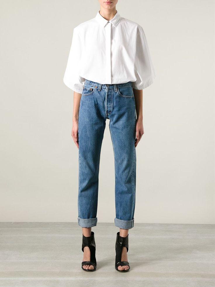 Levi's Vintage Clothing '501' Jean - A.n.g.e.l.o Vintage - Farfetch.com