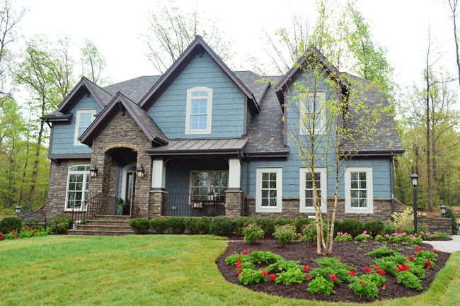 17 best images about house siding on pinterest exterior - Exterior stone paint model ...