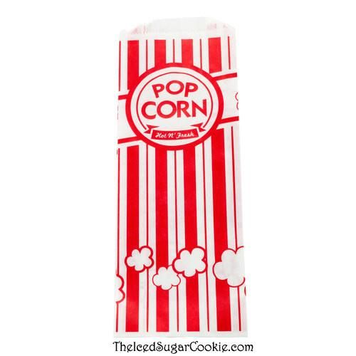 Make your birthday party shine with these popcorn paper bags. These would be awesome for circus, fair, carnival, movie theater,1950's Diner Sock Hop birthday pa