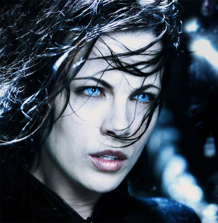 """Kate Beckinsale en """"Underworld: Evolution"""", 2006"""