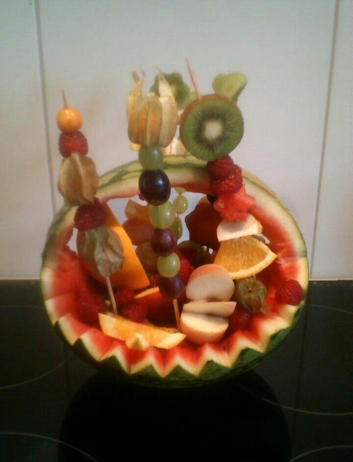 Obst-Geschenkkorb