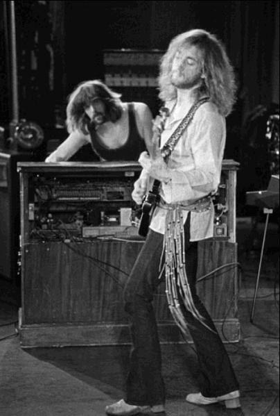 Deep Purple, Black Night, Roger Glover and Jon Lord