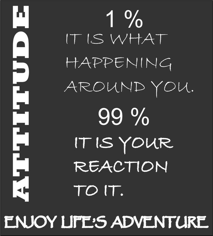 ATTITUDE!