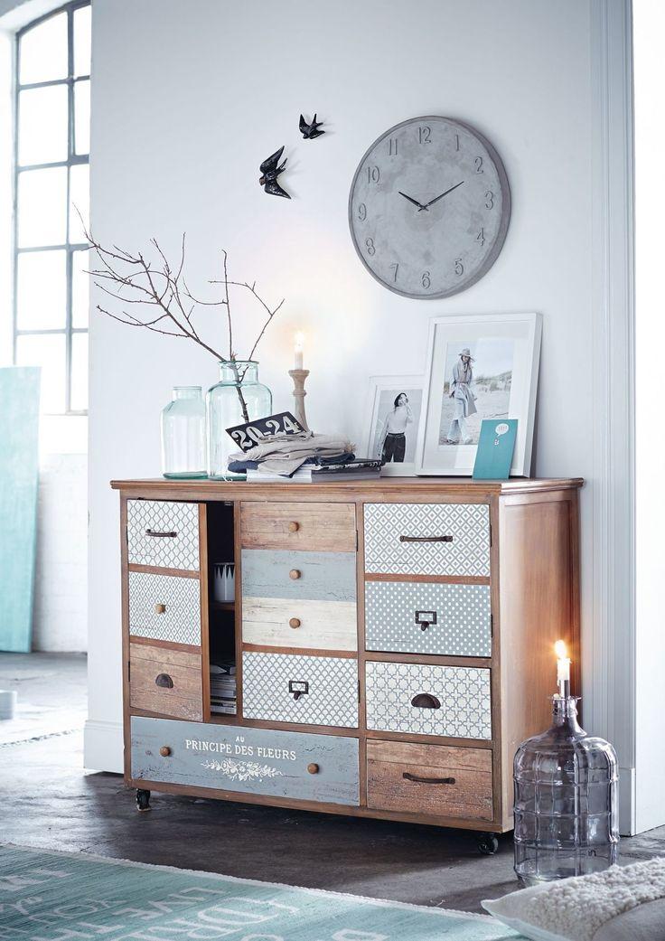 1000+ ideaa: kommode vintage look pinterestissä | vanha talo - Aluminium Regal Mit Praktischem Design Lake Walls