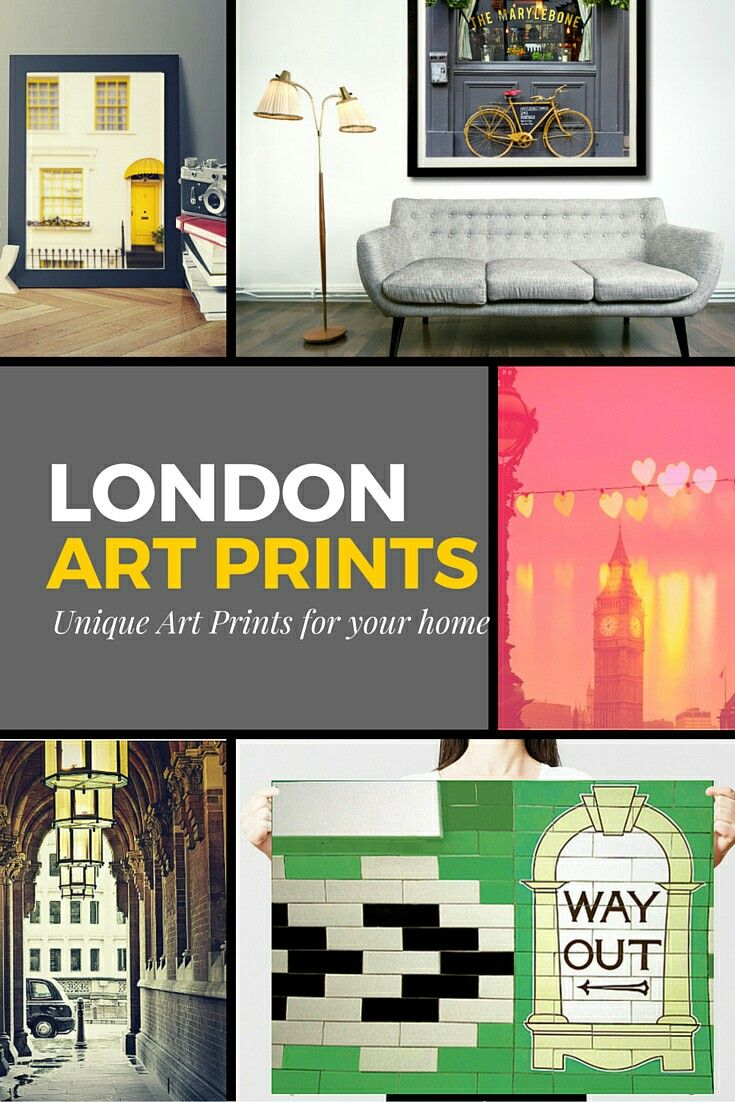 http://www.etsy.com/shop/keribevan London photography prints for your home.