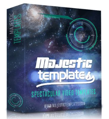 Majestic Templates By SuperGoodProduct is best new cutting edge video templates toolkit that allows you to deploy amazing videos in minutes with advanced video creation techniques and animated with stunning animations that impress the most demanding.  #majestictemplates #videotoolkit #videotemplate #powerpoint #marketing #presentation #cinematic