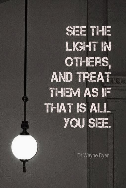 See The Light In Others Quote | Top 10 Pinterest Pins