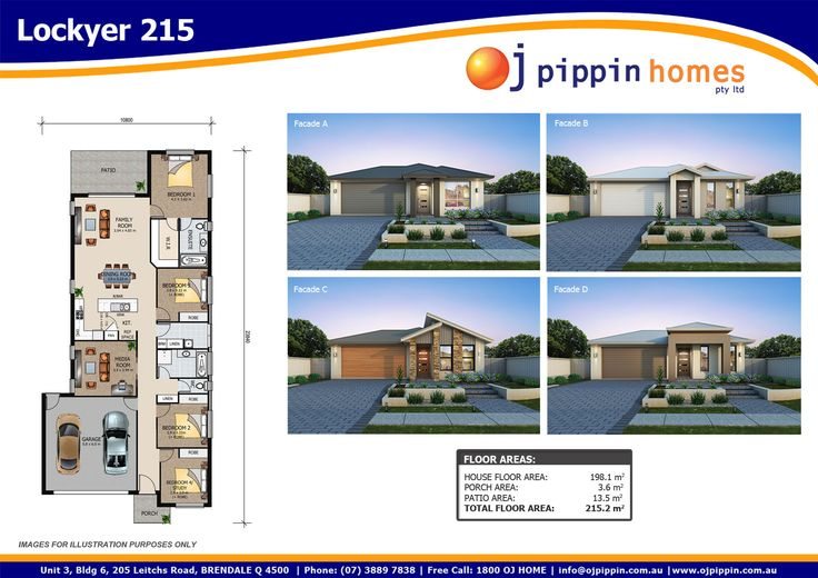 Lockyer 215 Facade Brochure