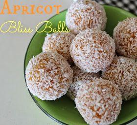 Vegan Tasmania: Vegan Apricot Bliss Balls