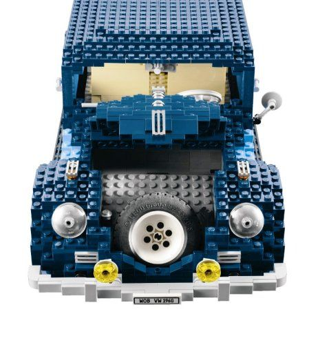 lego 10187 volkswagen k fer oldtimer vw beetle see. Black Bedroom Furniture Sets. Home Design Ideas