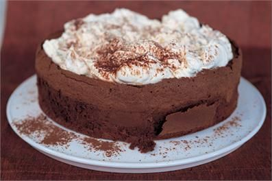 Eat. Live. Laugh. and sometimes shop!: Chocolate Cloud Cake