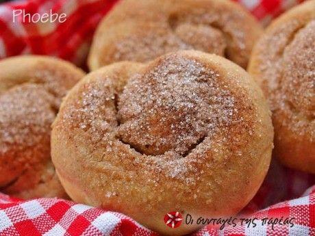 Ταχινόπιτες - Tahini (sesame paste) pies @sintagespareas.gr