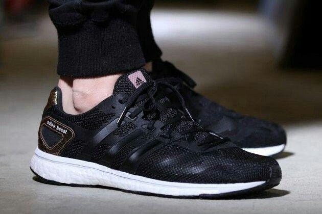 "Adidas Adios Boost ""Core Black"""