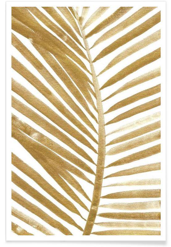 Palm I als Premium Poster von Kristen Polsinelli | JUNIQE