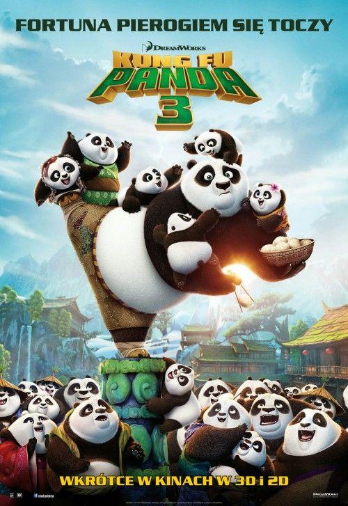 Kung Fu Panda 3 (2016) :)