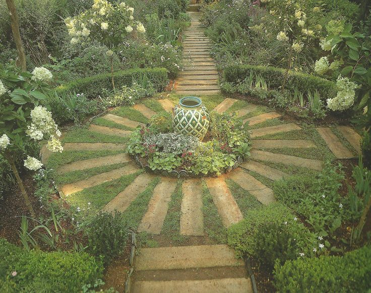 Plain Garden Design Circles Ideas For Small Curved Stone Benches