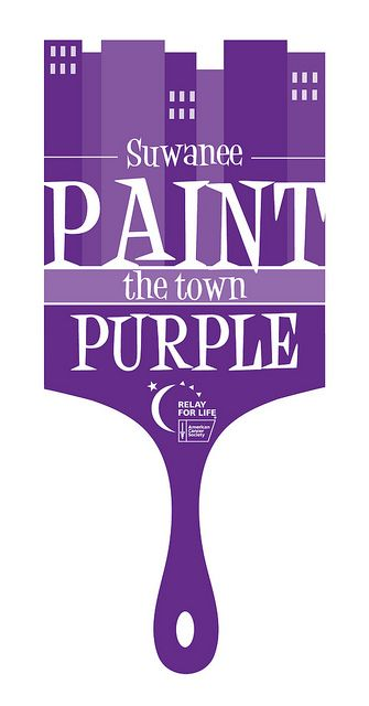 Paint The Town Purple | Flickr - Photo Sharing!