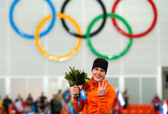 Sochi: Ireen Wust regina del pattinaggio, primo oro per un'atleta lesbica