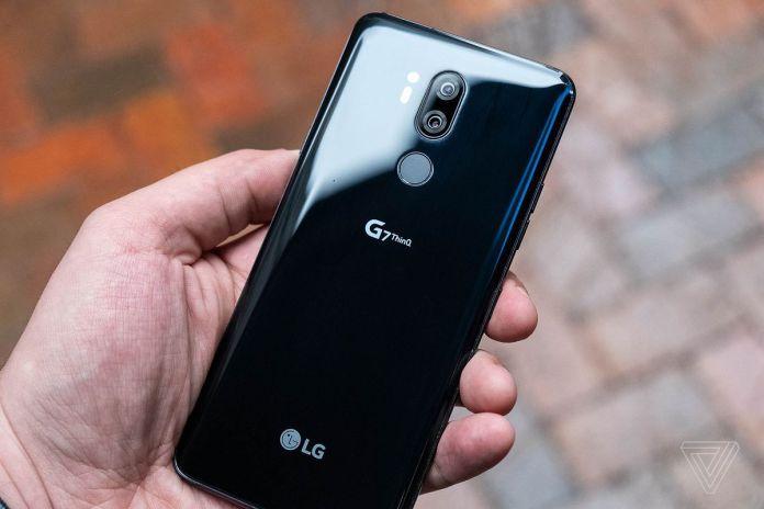 Editors Choice Lg G7 Thinq Smartphone Best Smartphone Iphone