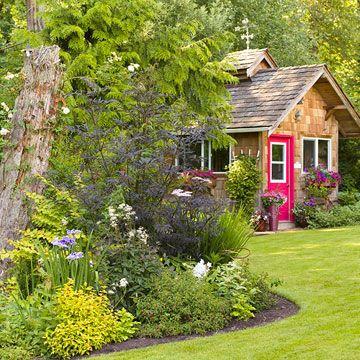155 best Tolle Garten-Ideen images on Pinterest Outdoor gardens - cottage garten deko