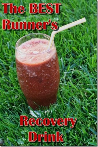 The BEST Drink for Runners Recipe - Run, Eat, Repeat