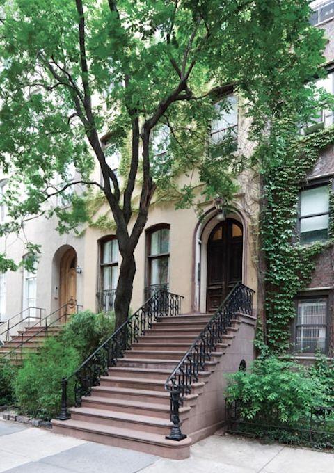 Restored New York Brownstone | The Home Scene                                                                                                                                                                                 More