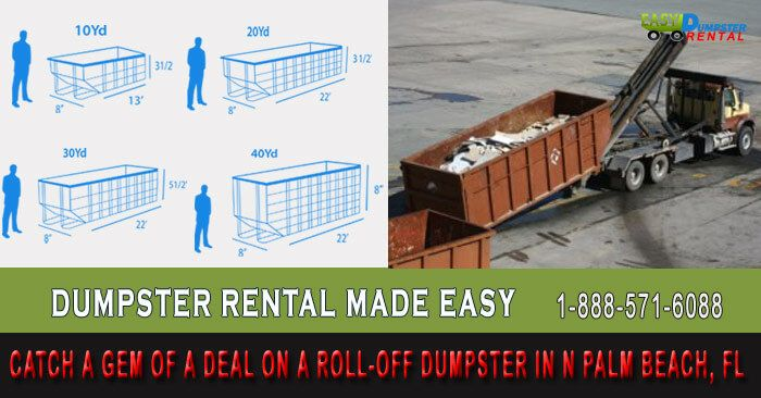 Dumpster Rental North Palm Beach Fl 15 Off Savings On Rolloff Dumpster Rental Dumpster Maplewood