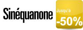 1ère démarque jusqu'à -50% pour remplir votre valise d'été sur Sinequanone.com