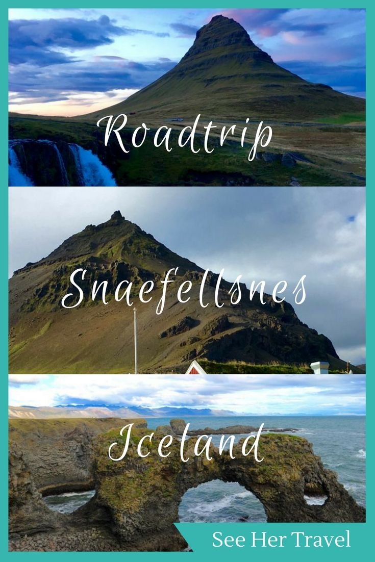 Roadtrip Iceland's Snaefellsnes Peninsula | Snaefellsjokull National Park | Kirkjufell Mountain | where to travel in iceland | Iceland travel itinerary | Iceland travel tips | best places to visit in iceland | best iceland travel blog