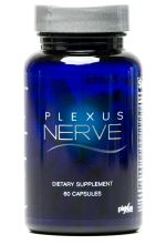 Plexus Nerve - supports healthy nerves and may help with regeneration of nerves and nerve discomfort.
