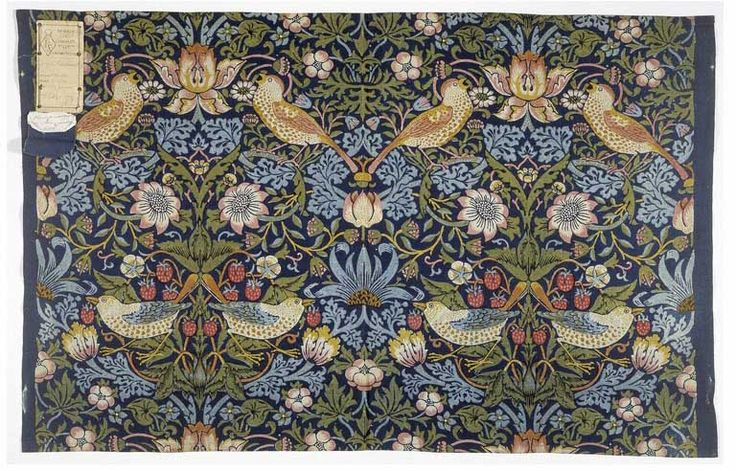 Strawberrythief - William Morris - Wikipedia