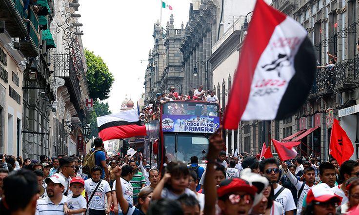 Image result for cf lobos de la buap fans