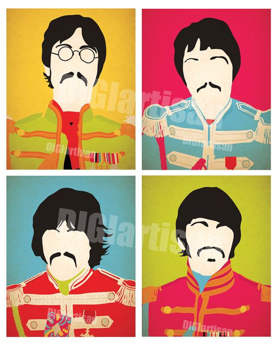 The Beatles Sgt. Peppers [DIGIartisan]